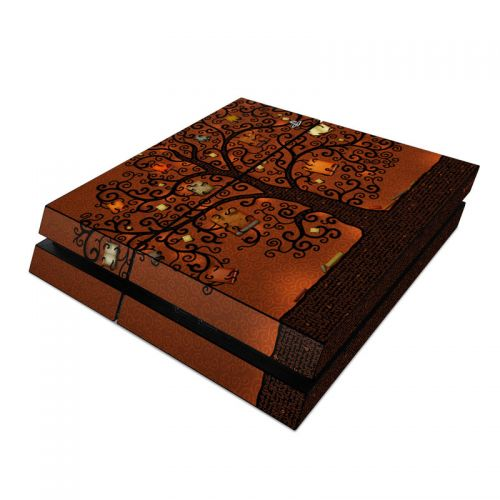 Tree Of Books PlayStation 4 Skin