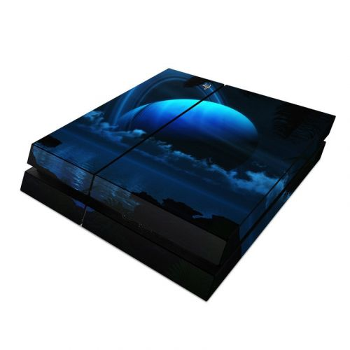 Tropical Moon PlayStation 4 Skin