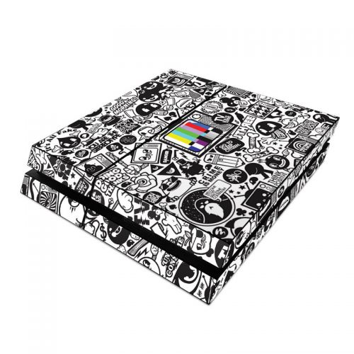 TV Kills Everything PlayStation 4 Skin