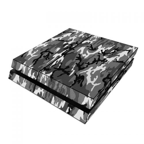 Urban Camo PlayStation 4 Skin