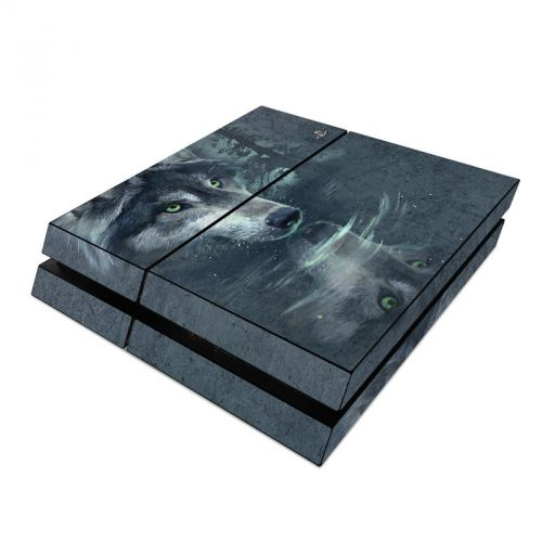 Wolf Reflection Sony PlayStation 4 Skin