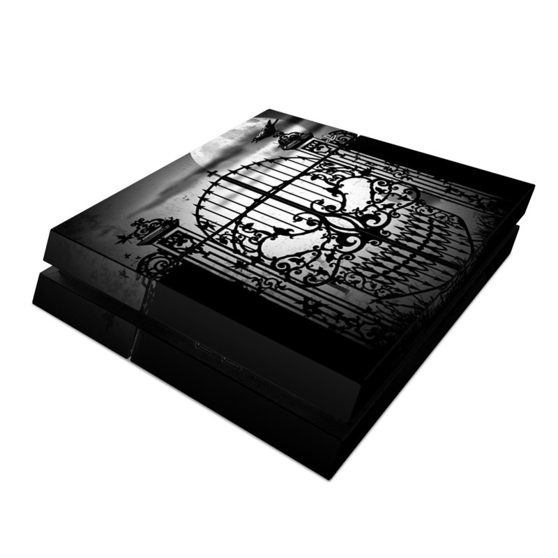 Abandon Hope PlayStation 4 Skin