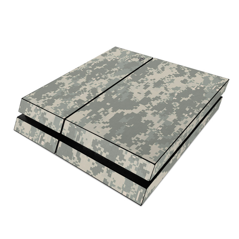 PlayStation 4 Skin design of Military camouflage, Green, Pattern, Uniform, Camouflage, Design, Wallpaper with gray, green colors