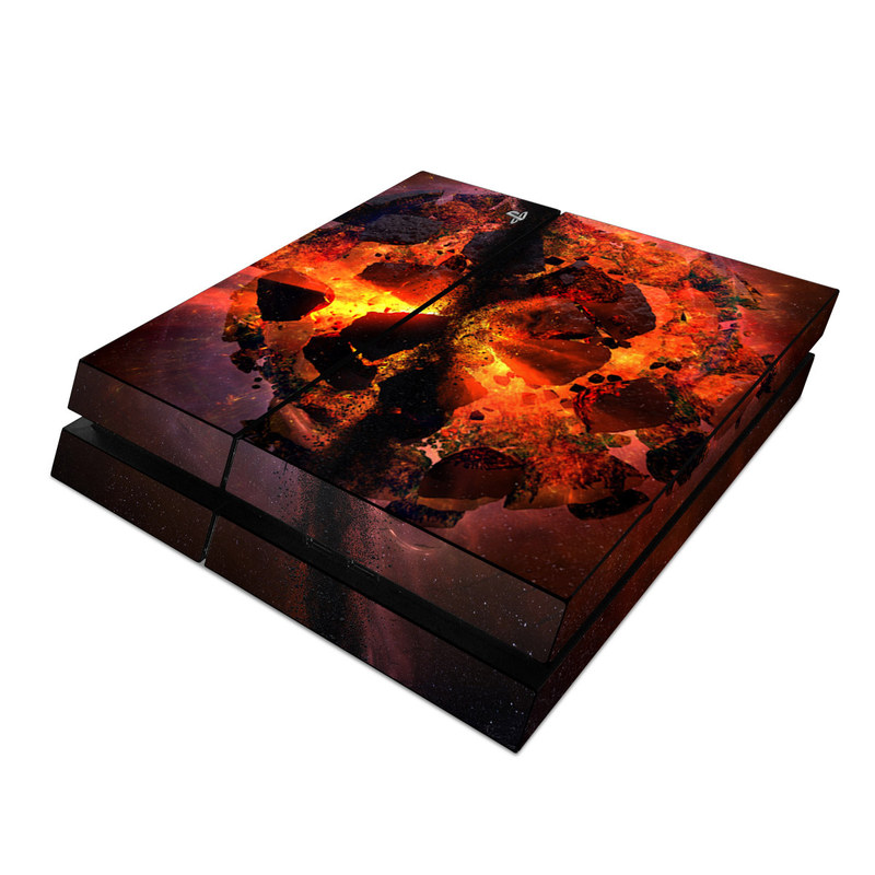 Aftermath PlayStation 4 Skin