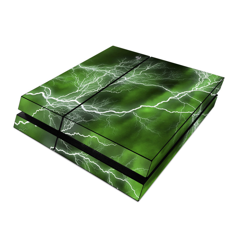 Apocalypse Green PlayStation 4 Skin