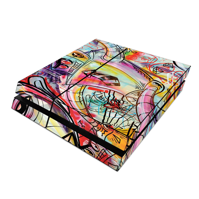 Battery Acid Meltdown PlayStation 4 Skin