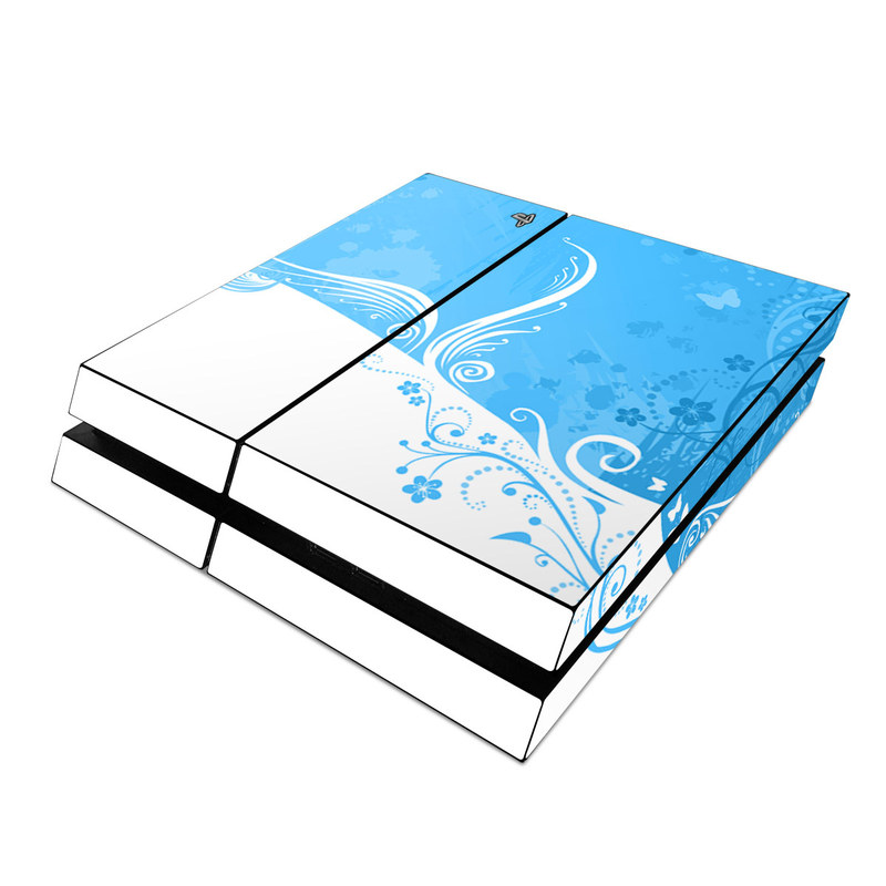 Blue Crush PlayStation 4 Skin