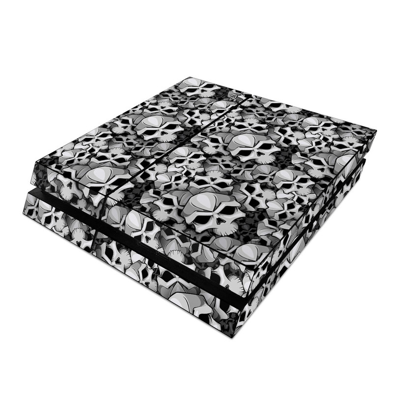 Bones PlayStation 4 Skin