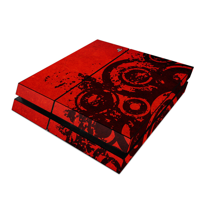 Bullseye PlayStation 4 Skin