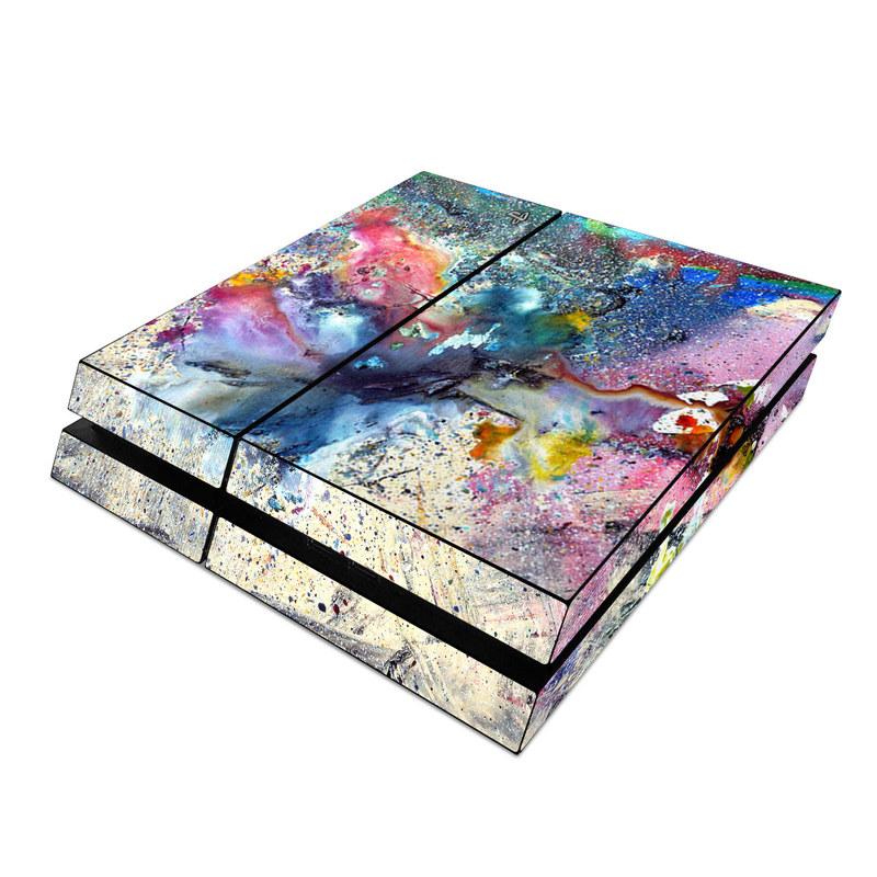 Cosmic Flower PlayStation 4 Skin