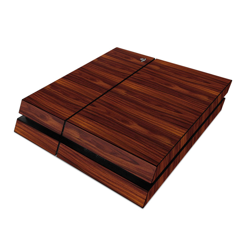 PlayStation 4 Skin design of Wood, Red, Brown, Hardwood, Wood flooring, Wood stain, Caramel color, Laminate flooring, Flooring, Varnish with black, red colors