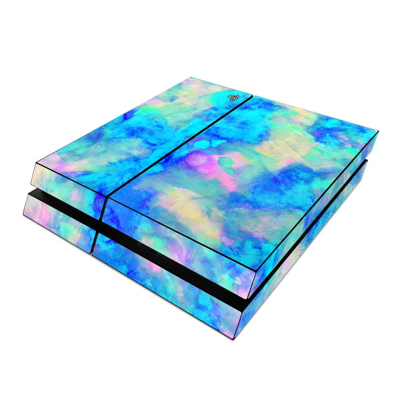 Electrify Ice Blue PlayStation 4 Skin