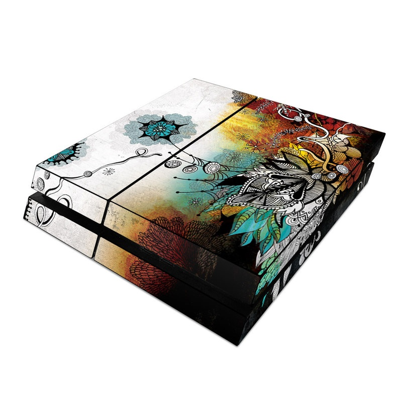 Frozen Dreams PlayStation 4 Skin