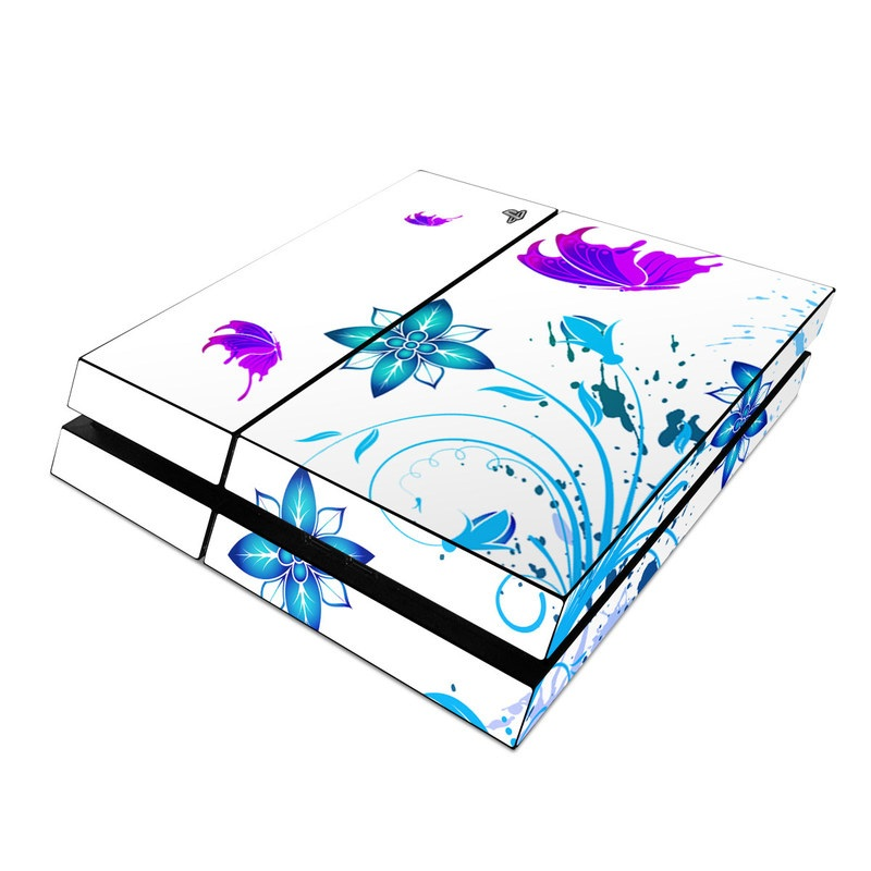 Flutter PlayStation 4 Skin