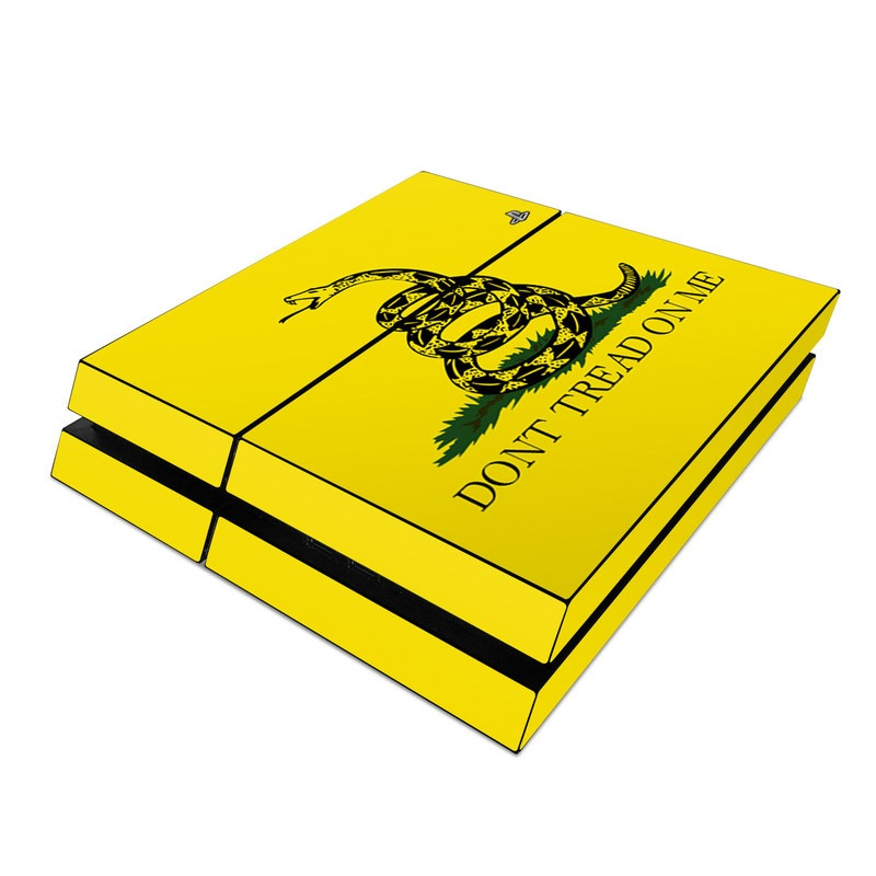 Gadsden Flag PlayStation 4 Skin