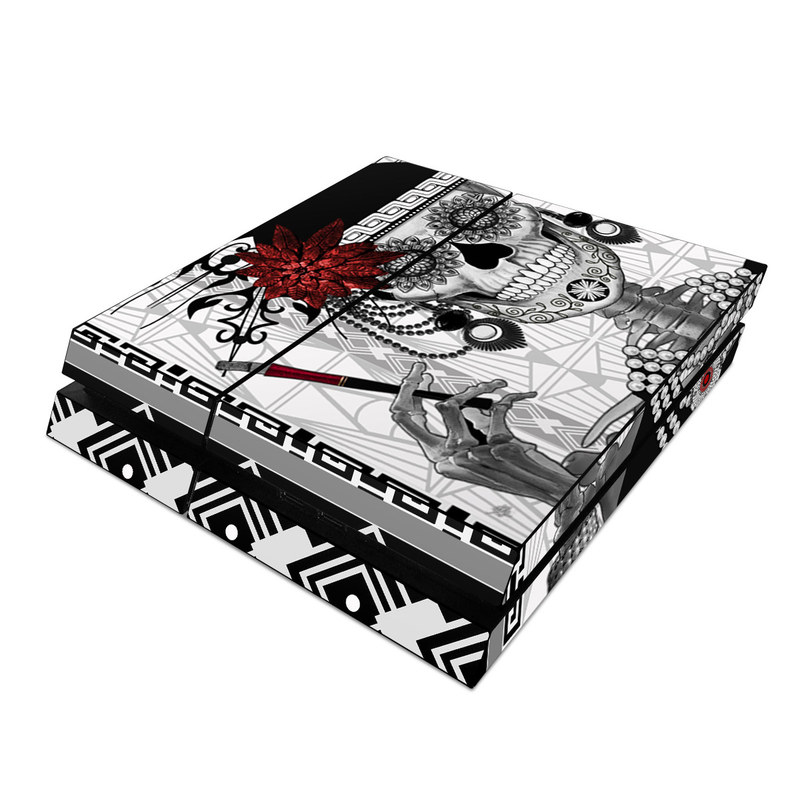 Mrs Gloria Vanderbone PlayStation 4 Skin