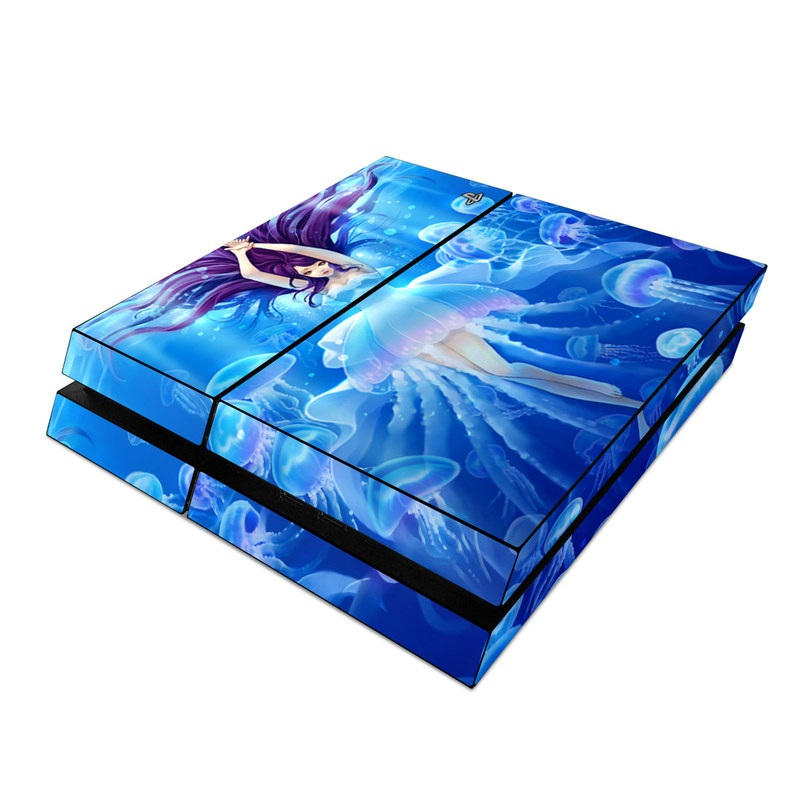 Jelly Girl PlayStation 4 Skin