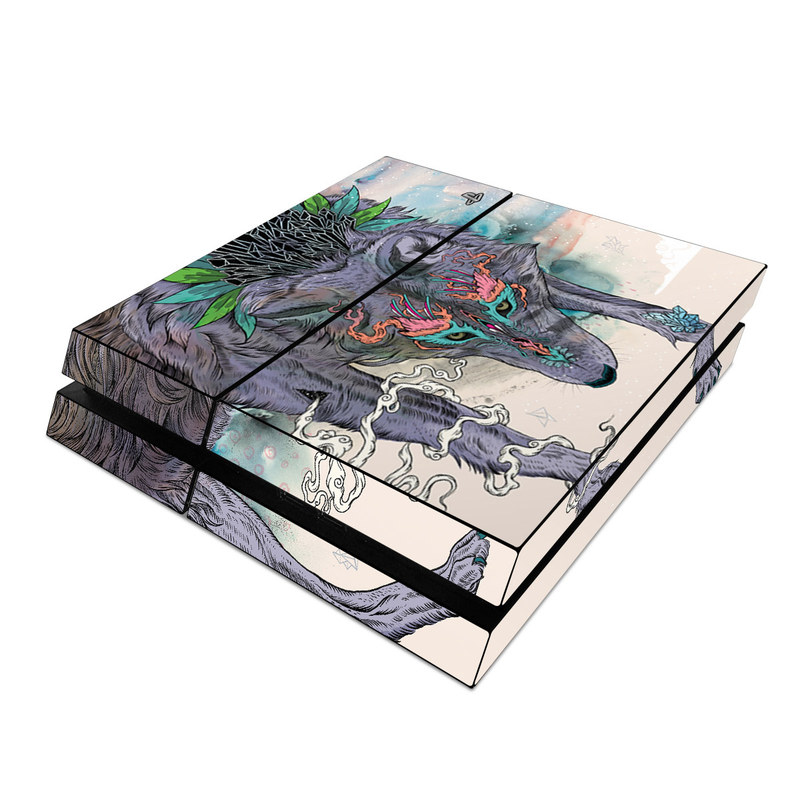 Journeying Spirit PlayStation 4 Skin