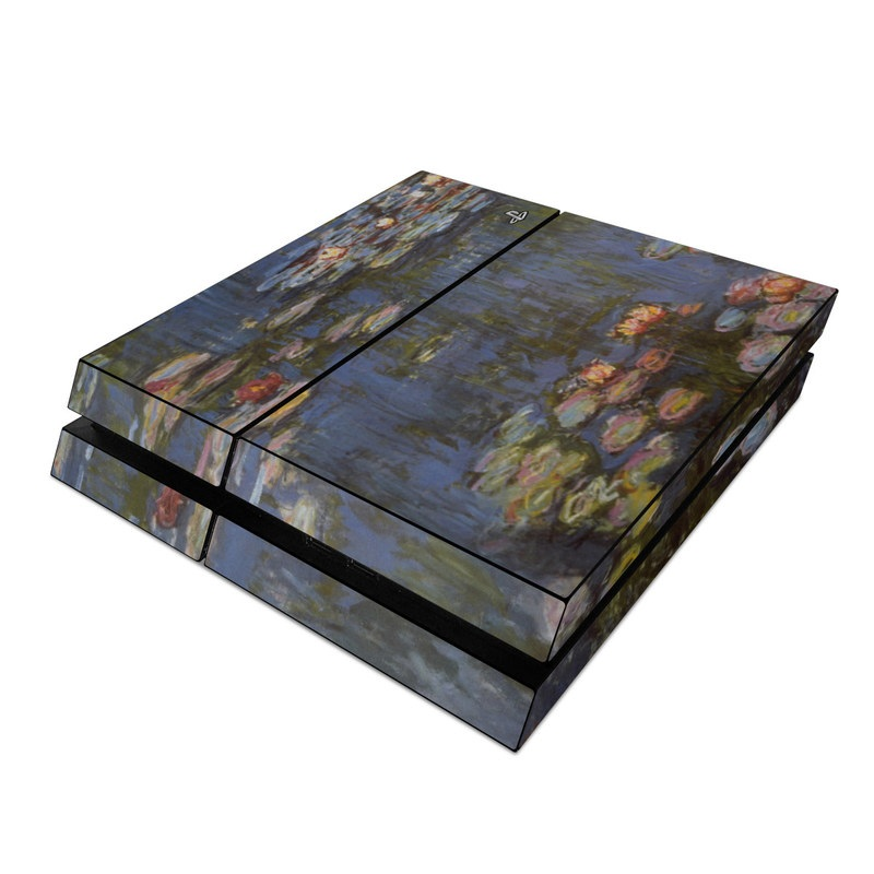 Water lilies PlayStation 4 Skin