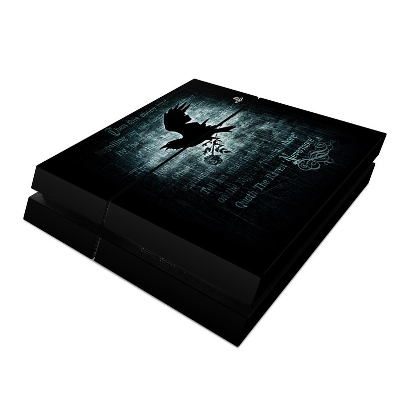 Nevermore PlayStation 4 Skin