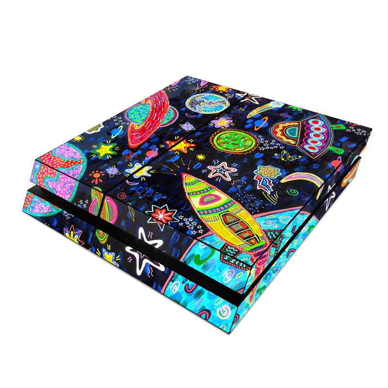 Out to Space PlayStation 4 Skin