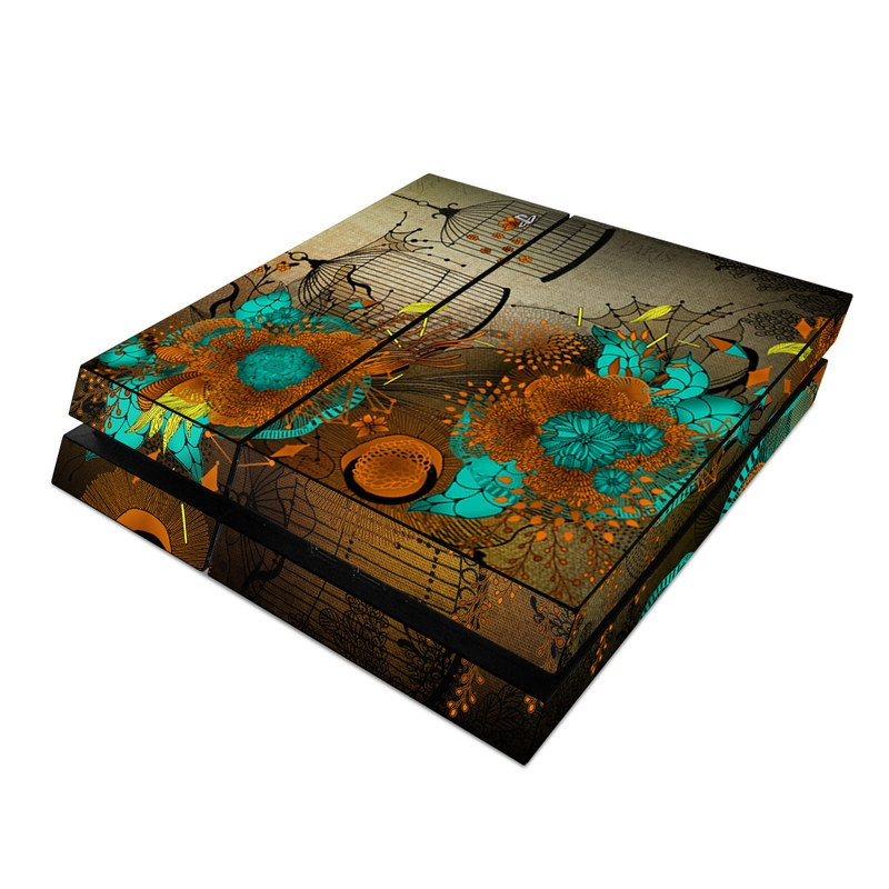 Rusty Lace PlayStation 4 Skin