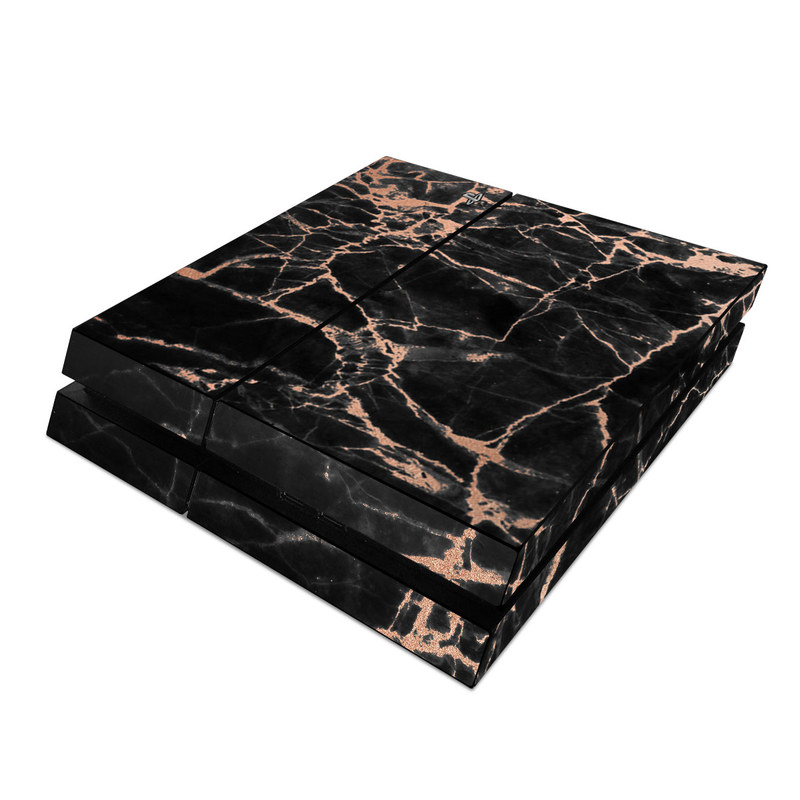 Rose Quartz Marble PlayStation 4 Skin