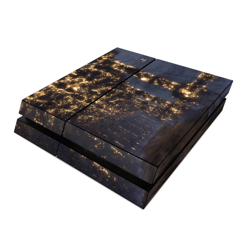 Shaded Path PlayStation 4 Skin