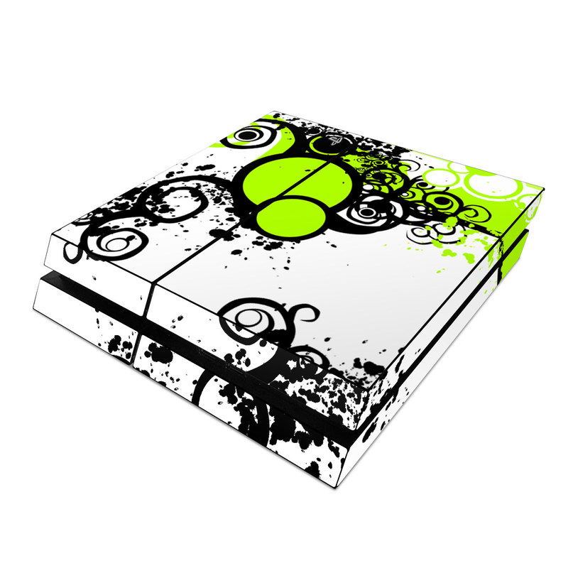 Simply Green PlayStation 4 Skin