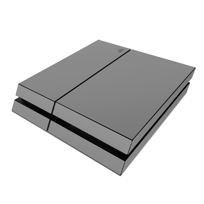 Solid State Grey PlayStation 4 Skin