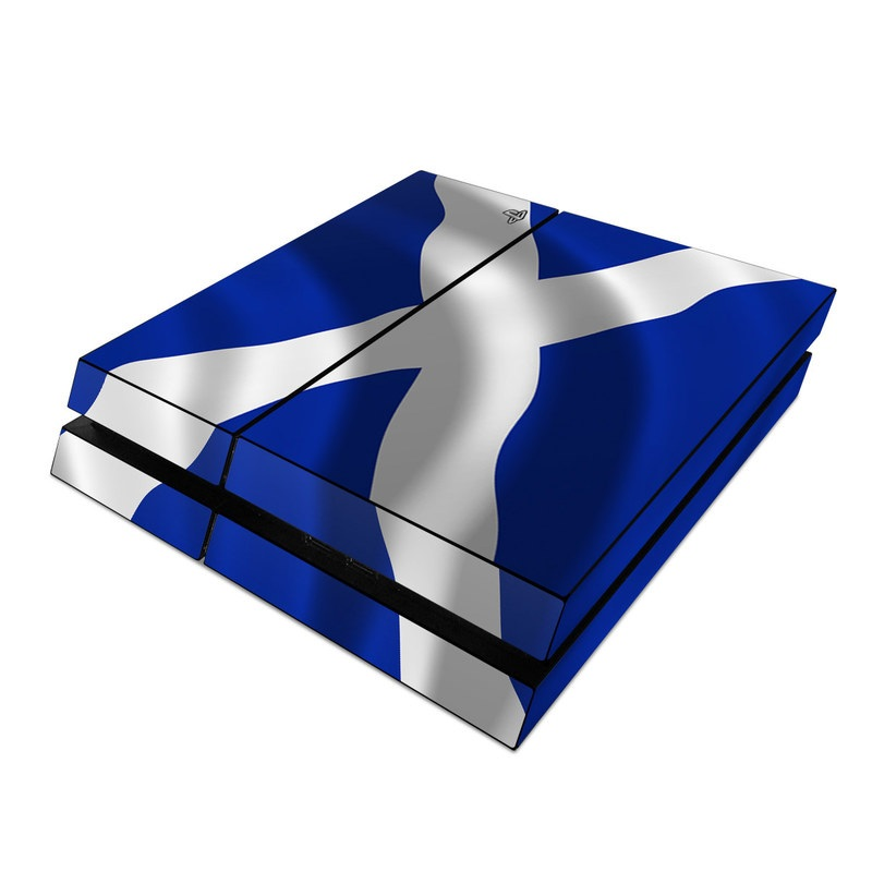 St. Andrew's Cross PlayStation 4 Skin