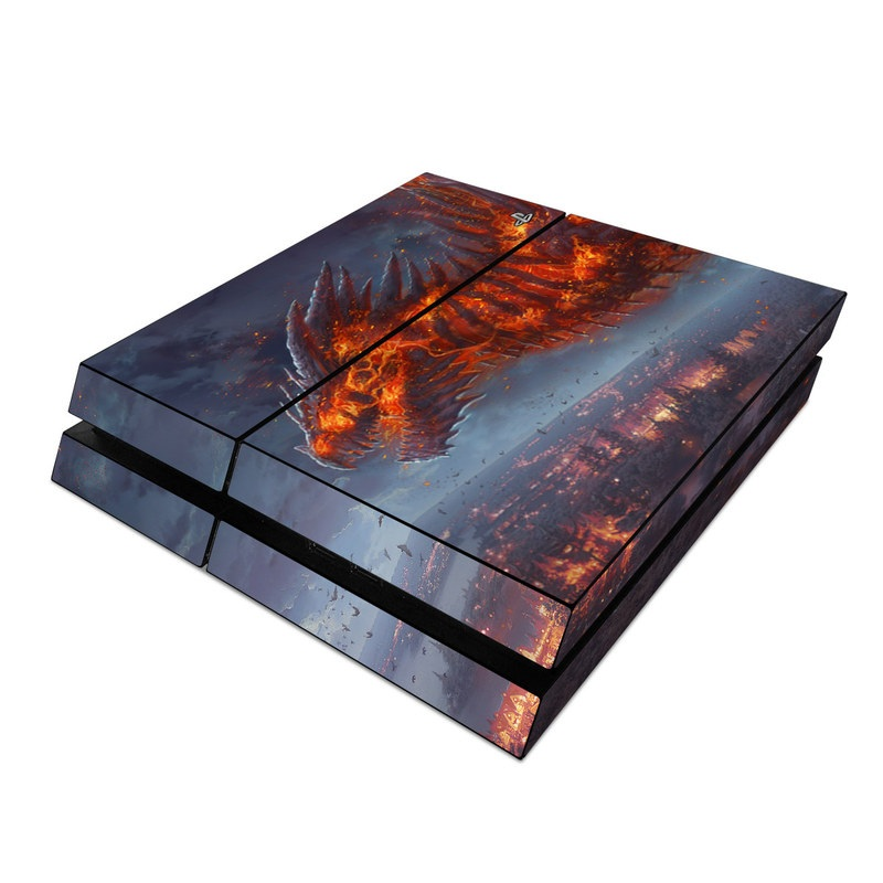 Terror of the Night PlayStation 4 Skin