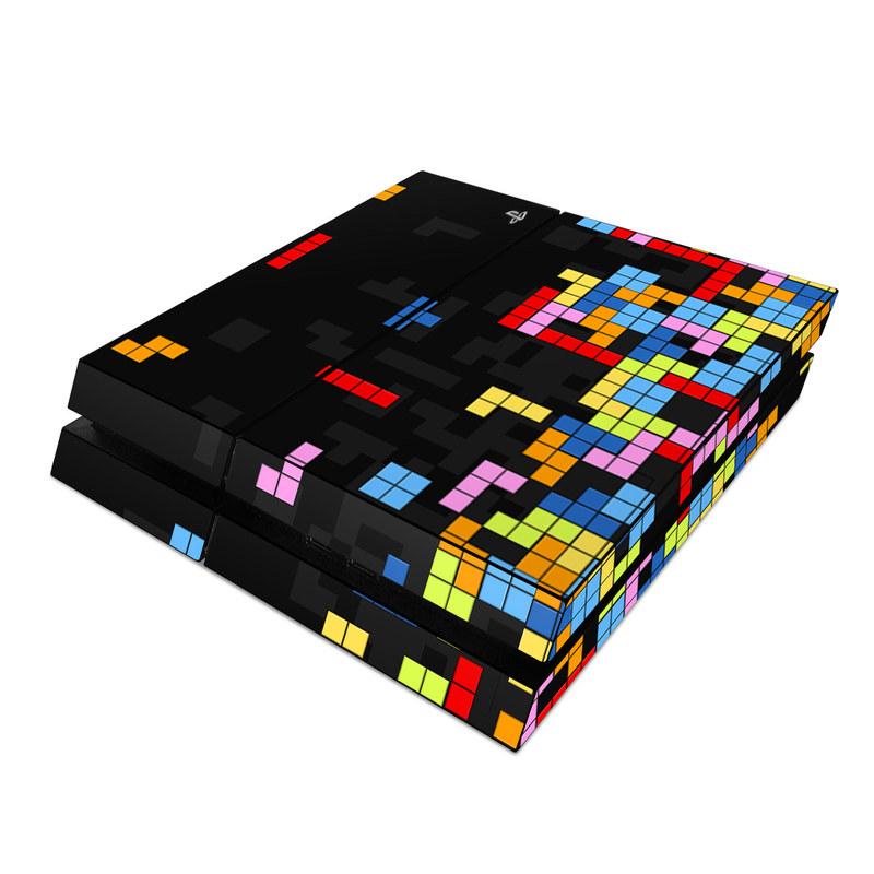 Tetrads PlayStation 4 Skin
