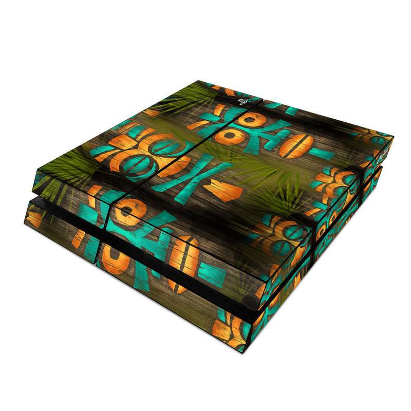 Tiki Abu PlayStation 4 Skin
