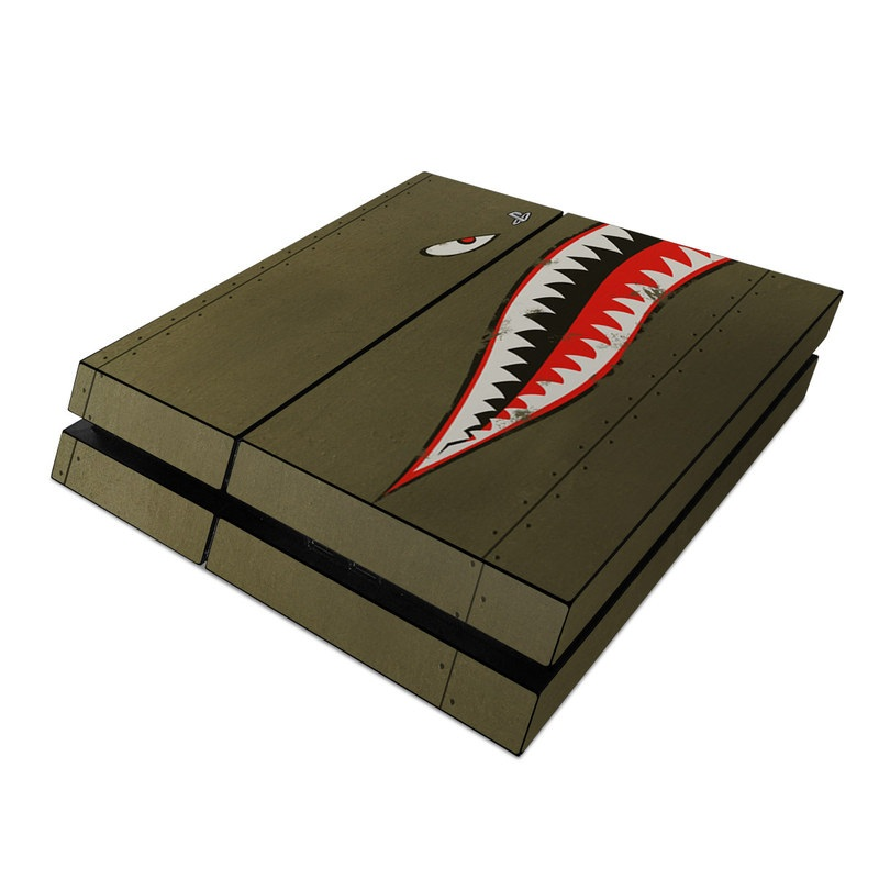 b3725983e8ac PlayStation 4 Skin design of Red