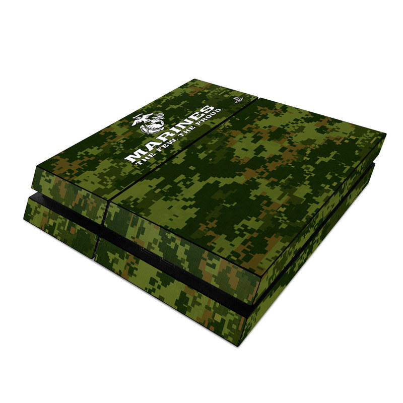 USMC Camo PlayStation 4 Skin
