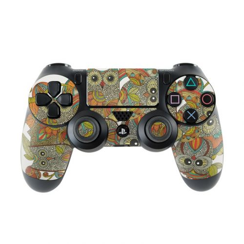 4 owls PlayStation 4 Controller Skin
