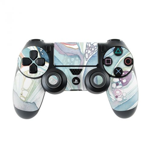 Abstract Organic PlayStation 4 Controller Skin