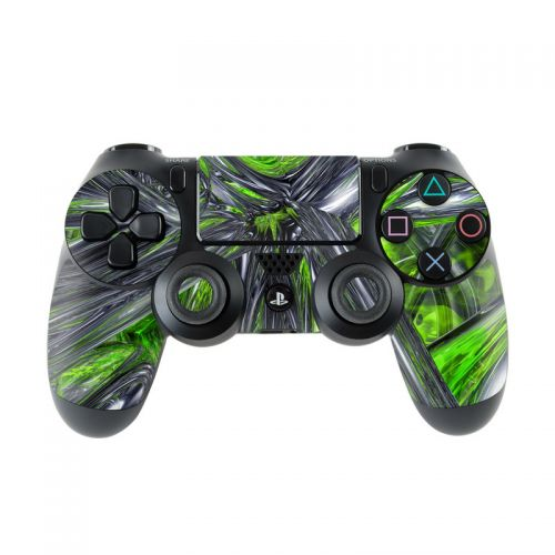 Emerald Abstract PlayStation 4 Controller Skin