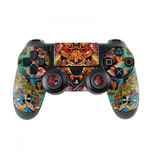 Asian Crest PlayStation 4 Controller Skin
