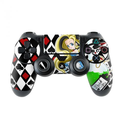 Alice PlayStation 4 Controller Skin