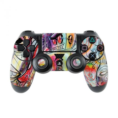 Battery Acid Meltdown PlayStation 4 Controller Skin