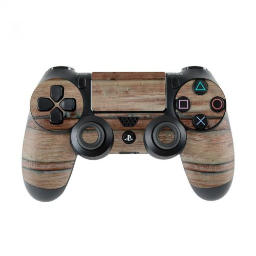 Boardwalk Wood PlayStation 4 Controller Skin