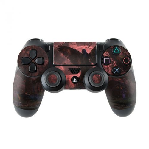 Black Angel PlayStation 4 Controller Skin