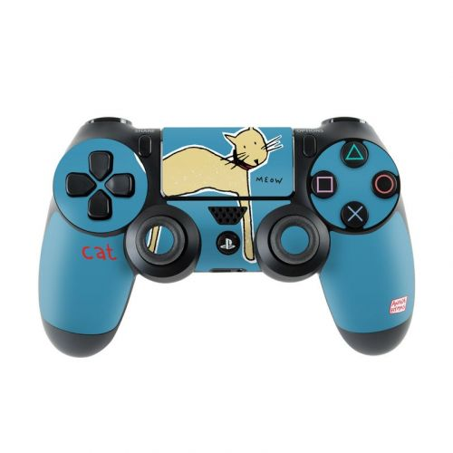 Cat PlayStation 4 Controller Skin