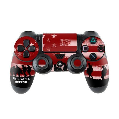 Defend  PlayStation 4 Controller Skin