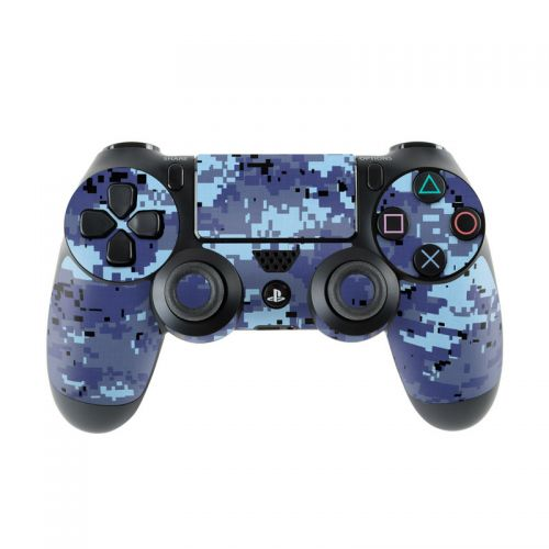 Digital Sky Camo PlayStation 4 Controller Skin