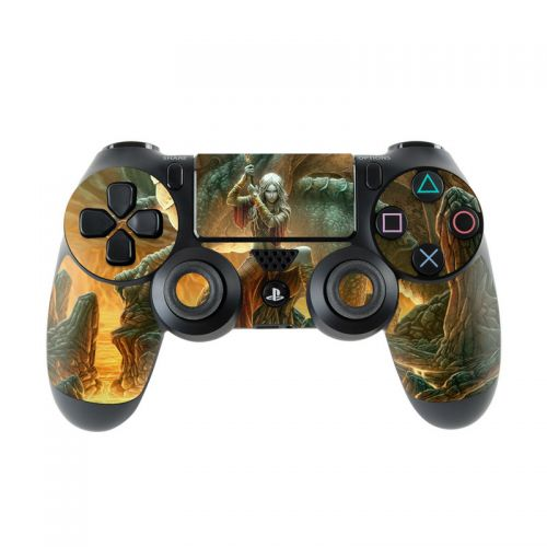 Dragon Mage PlayStation 4 Controller Skin