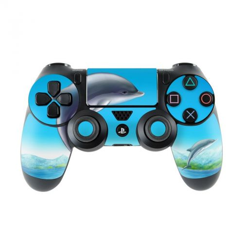 Dolphins PlayStation 4 Controller Skin