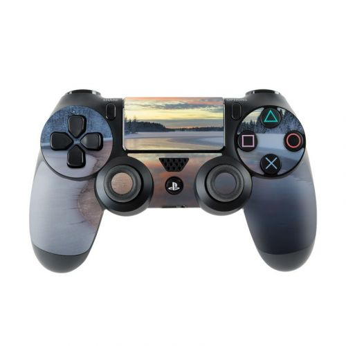 Evening Snow PlayStation 4 Controller Skin
